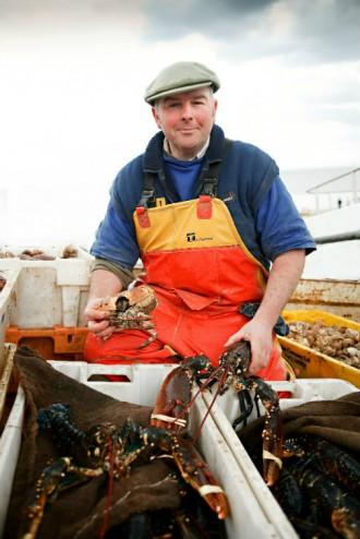 Cromer crab fisherman, John Davies