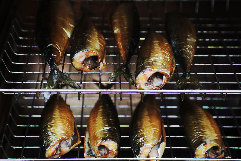 How to hot smoke fish fish on friday for How to smoke fish in a smoker