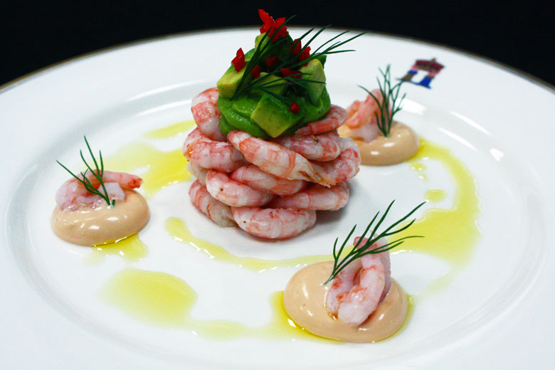 how to serve prawns on christmas day