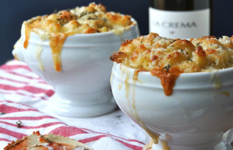 crab macaroni