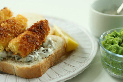 fish finger sandwich 60 birthday featured image