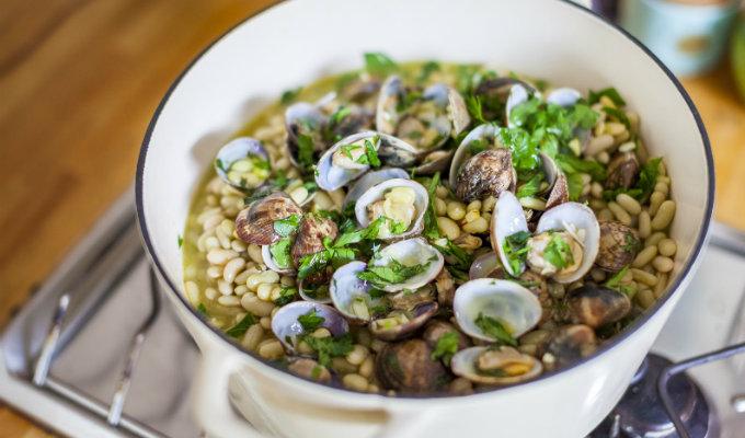 borough clams