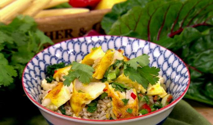 ching rice bowl
