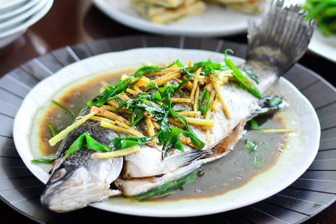 How to steam fish Fish on Friday