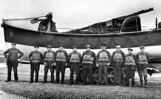 """John """"Tush"""" Hamilton talks to Louise Bell about the rescue and restoration of the <i>Cyril & Lilian Bishop</i>, a Hastings lifeboat that saved dozens of lives and also took part in the evacuation of Dunkirk."""