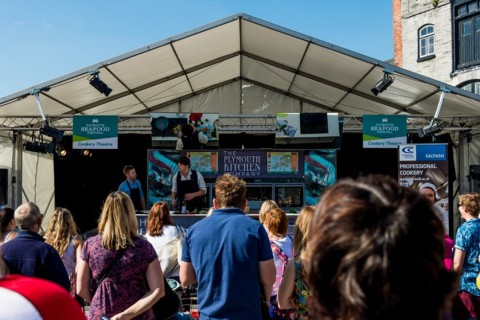 plymouth seafood festival