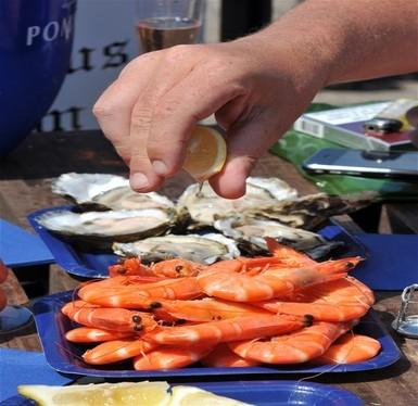 pommery food festival
