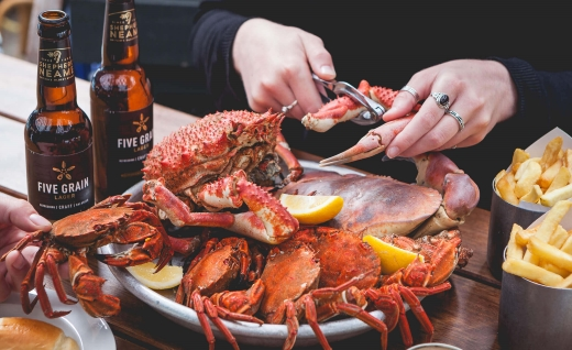 Head to one of these seafood festivals across the country and sample some fish and shellfish dishes.