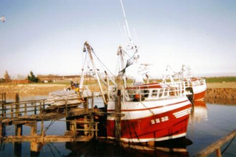 rye bay fishing boat