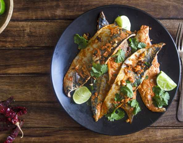 Roast-sweet-potato-with-mackerel-chilli-and-ginger