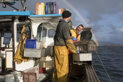 rainbow fishermen