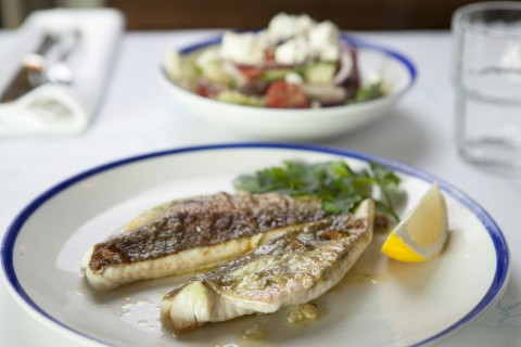 Gurnard makes a great alternative to monkfish