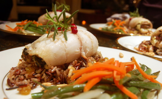 Sample the festive seafood classes at the Seafood School
